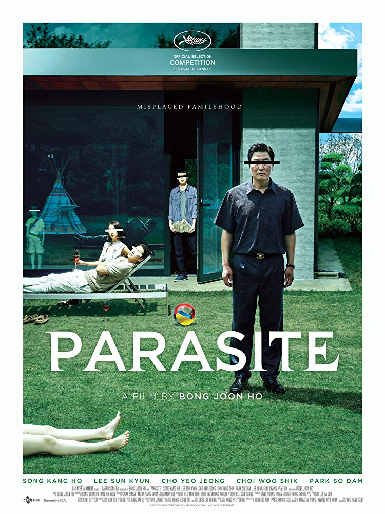 Poster for Parasite