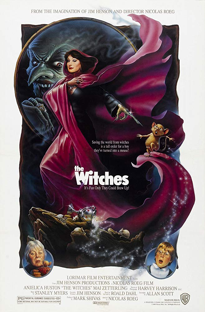 Poster for The Witches