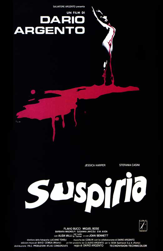 Poster for Suspiria (1977)