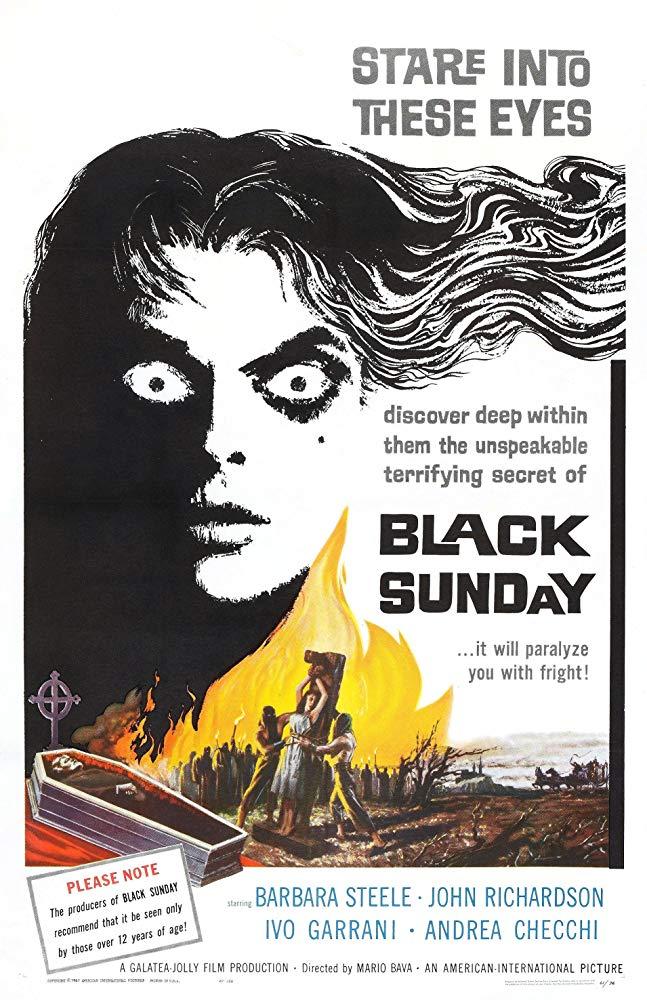 Poster for Black Sunday