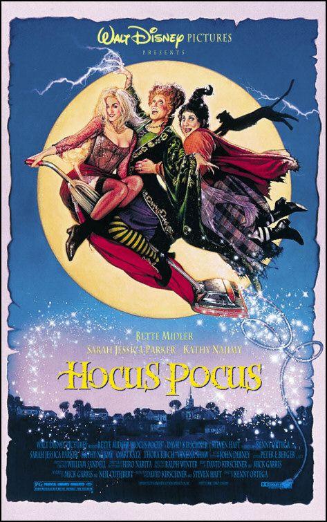 Poster for Hocus Pocus