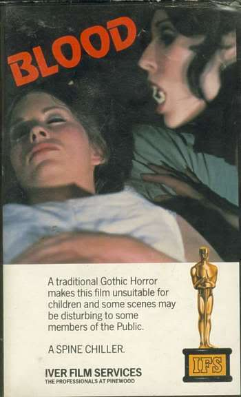 Poster for Blood