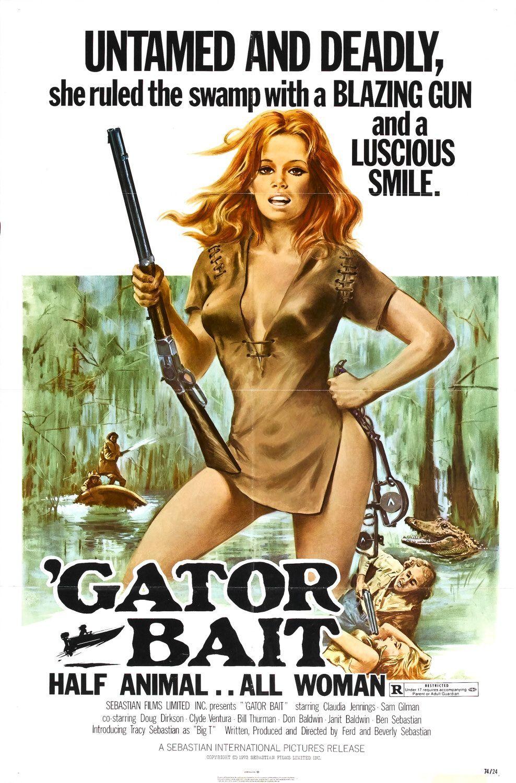 Poster for Gator Bait