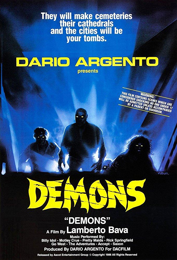 Poster for Demons