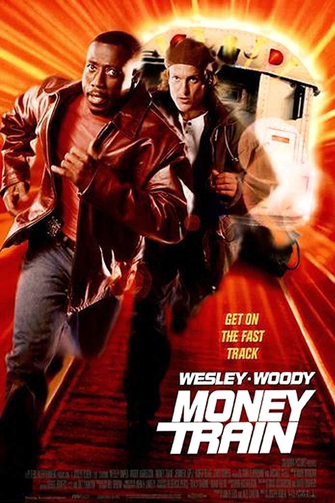 Poster for Money Train