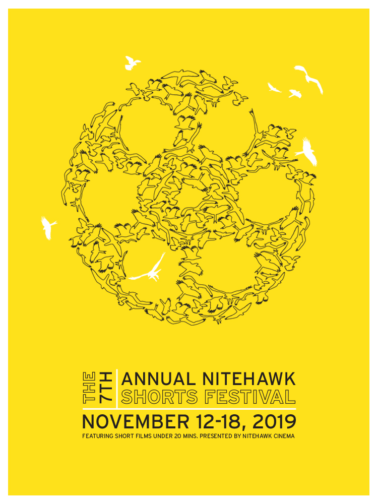 Poster for Nitehawk Shorts Festival 2019: MATINEE TWO