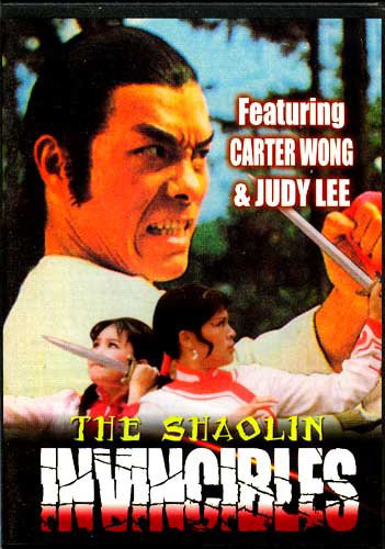 Poster for Shaolin Invincibles