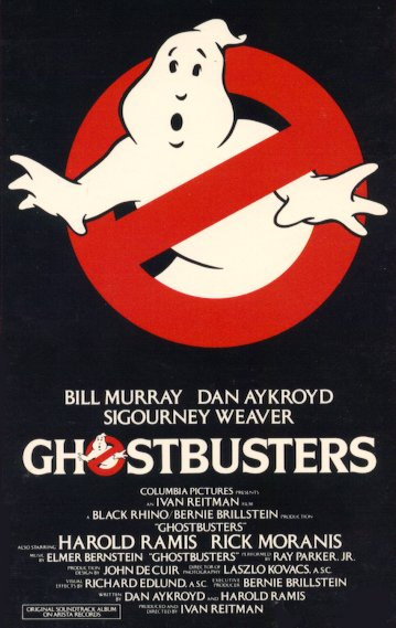 Poster for Ghostbusters ()