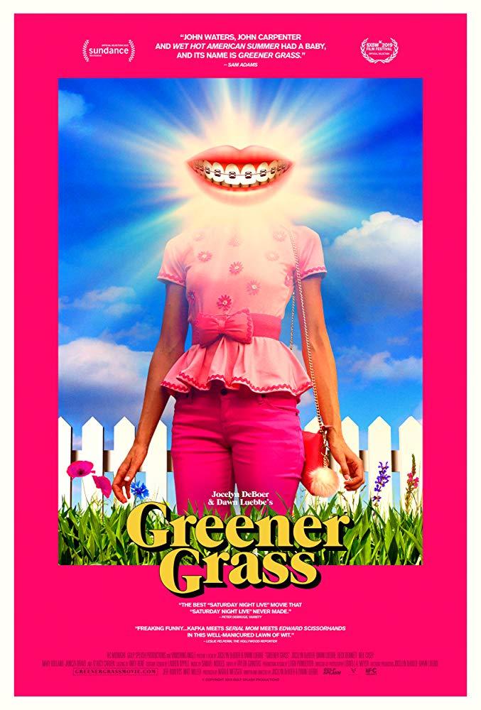Poster for Greener Grass