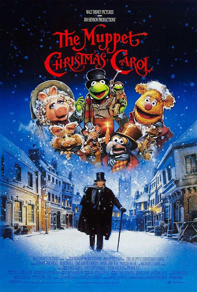 Poster for The Muppet Christmas Carol