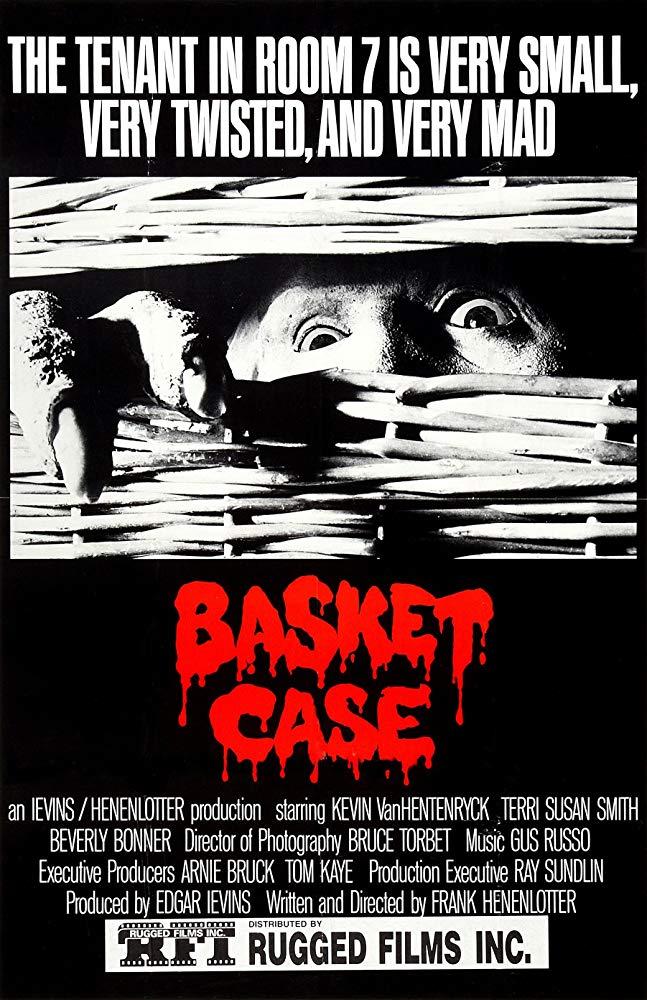 Poster for Basket Case