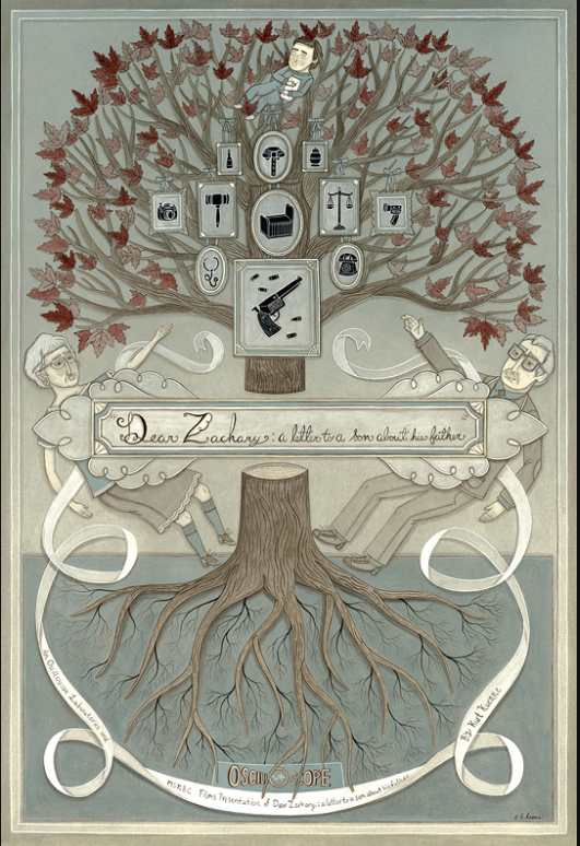 Poster for Dear Zachary: A Letter to a Son About His Father