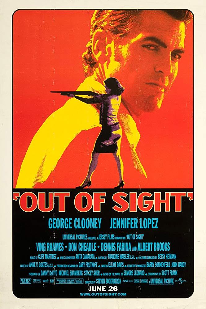 Poster for Out of Sight