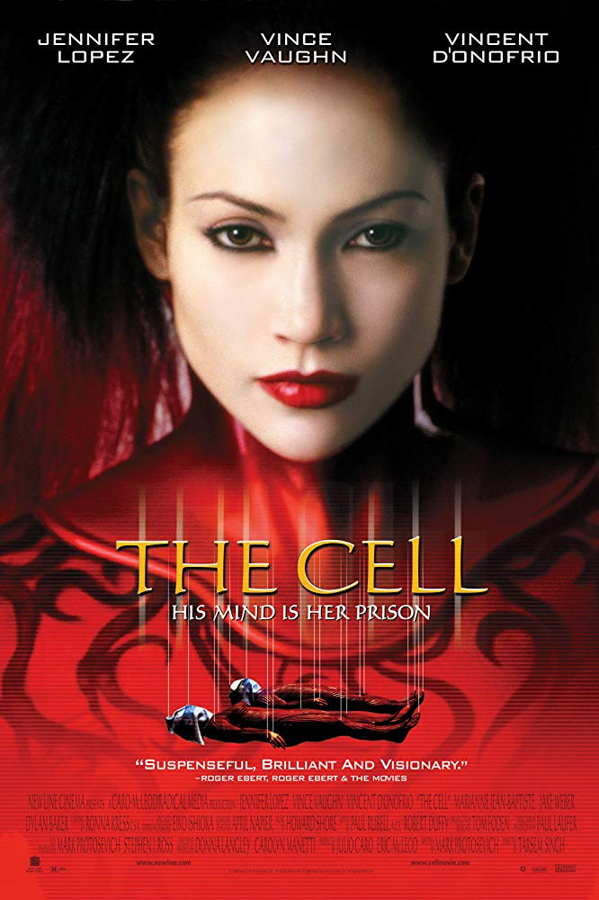 Poster for The Cell