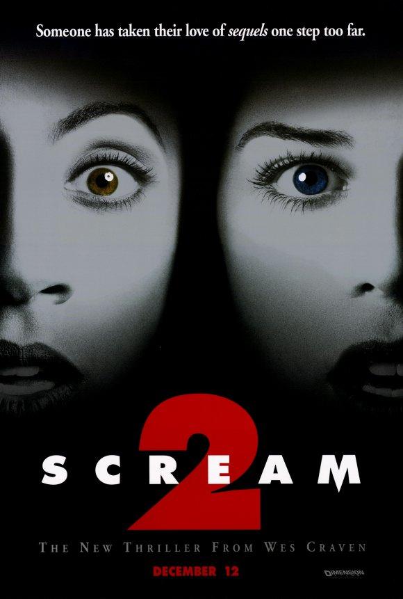 Poster for Scream 2