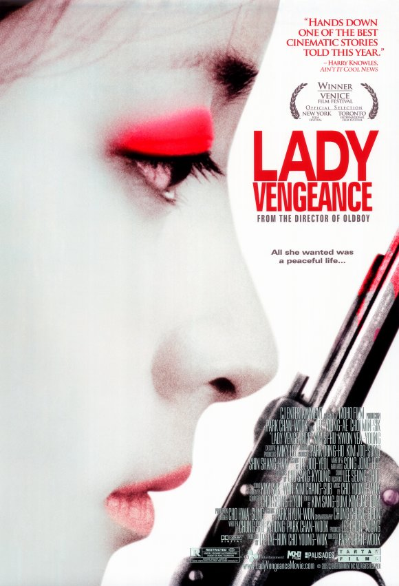 Poster for Lady Vengeance