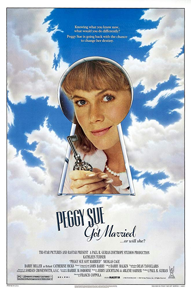 Poster for Peggy Sue Got Married