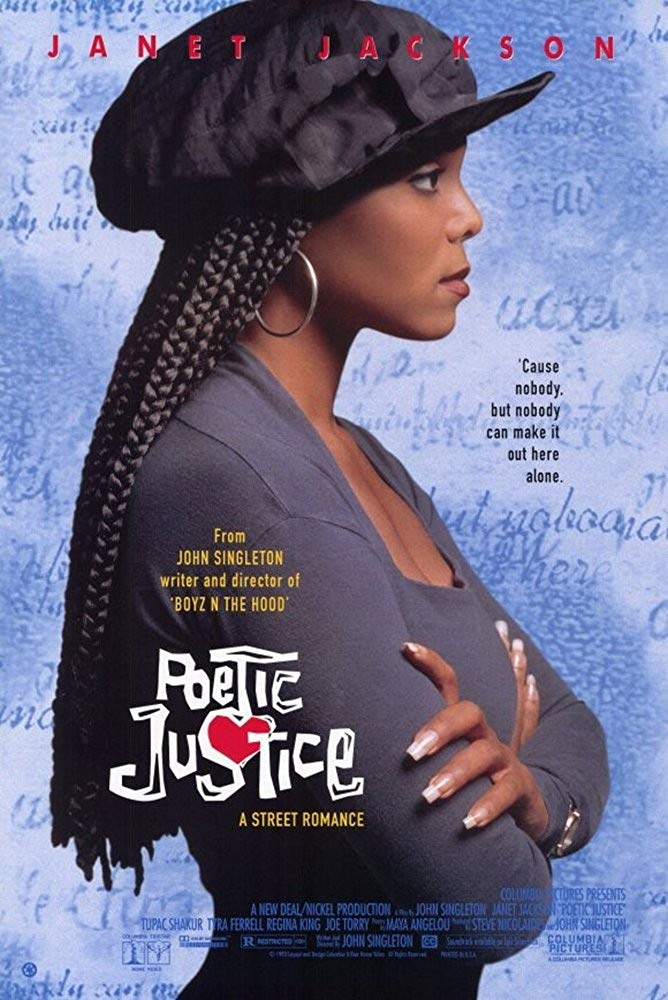Poster for Poetic Justice