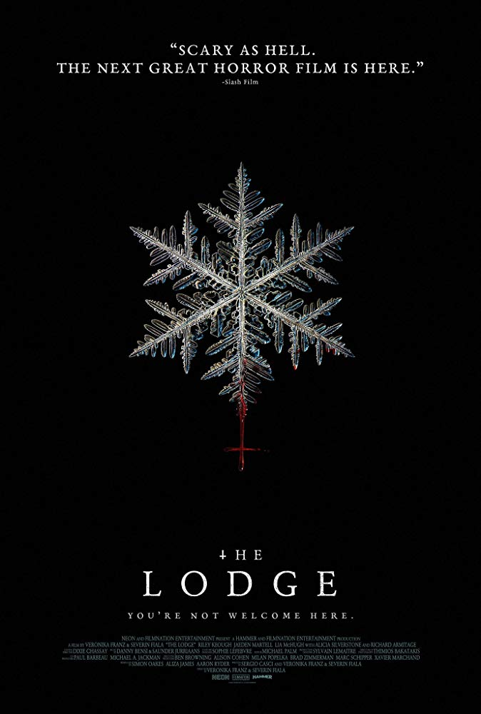 Poster for The Lodge