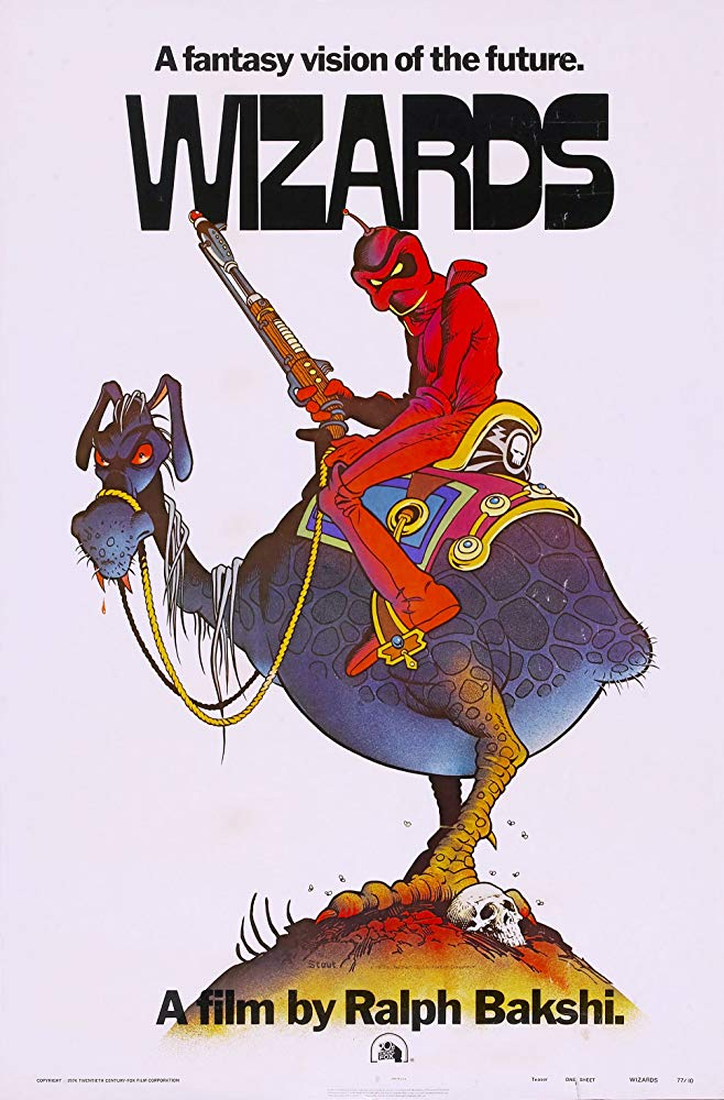 Poster for Wizards