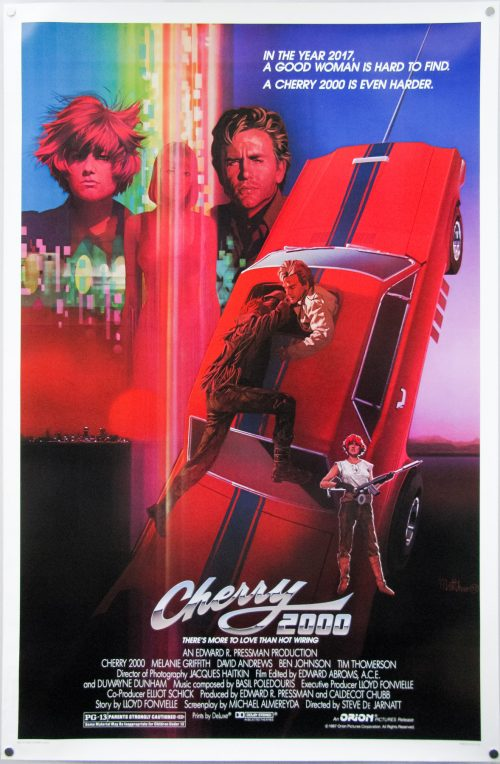 Poster for Cherry 2000