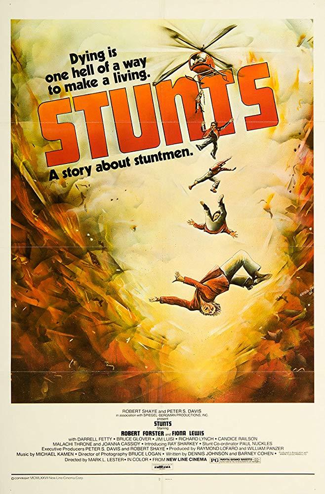 Poster for Stunts