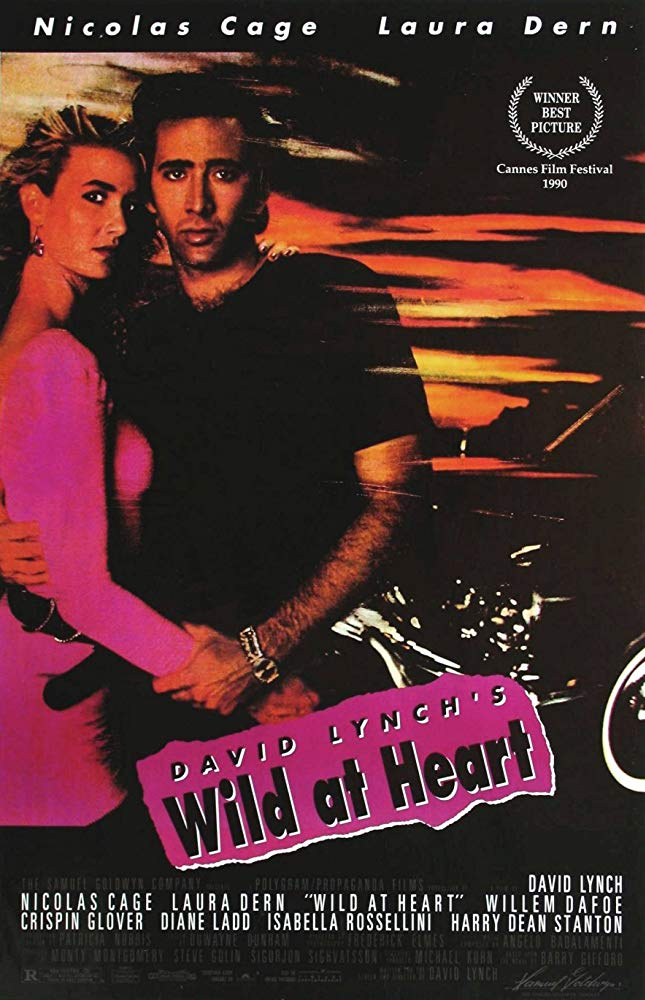 Poster for Wild at Heart