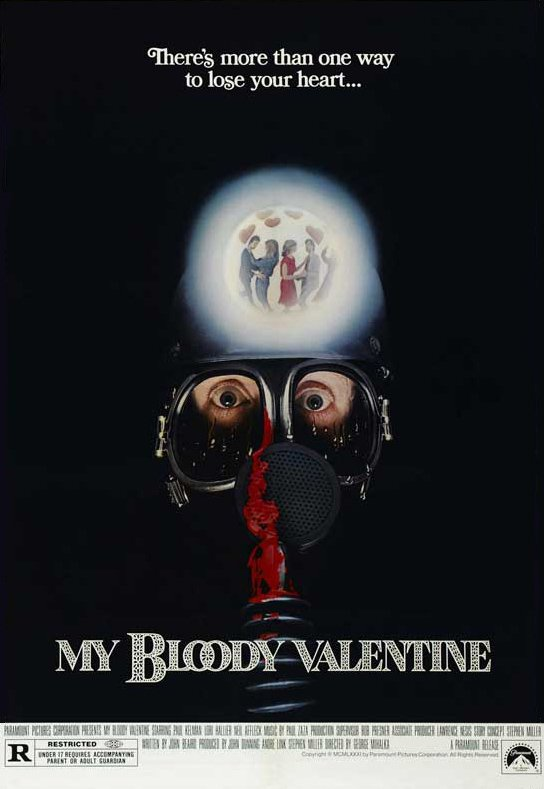 Poster for My Bloody Valentine