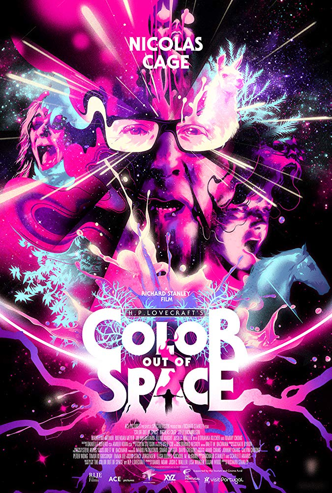 Poster for Color Out of Space