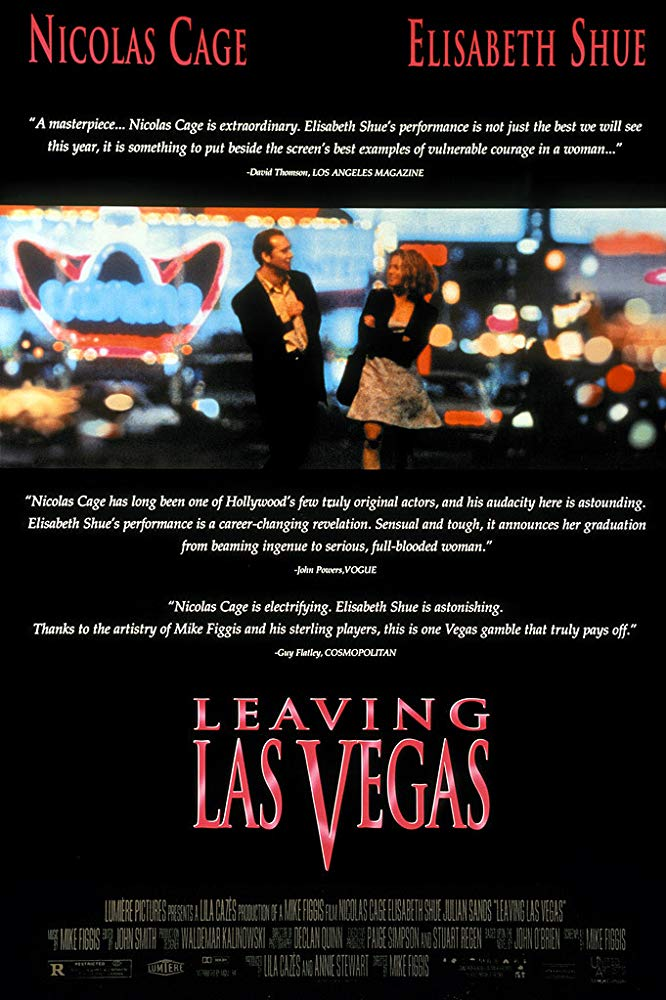 Poster for Leaving Las Vegas