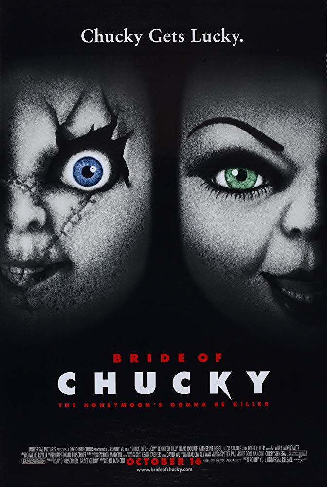 Poster for Bride of Chucky