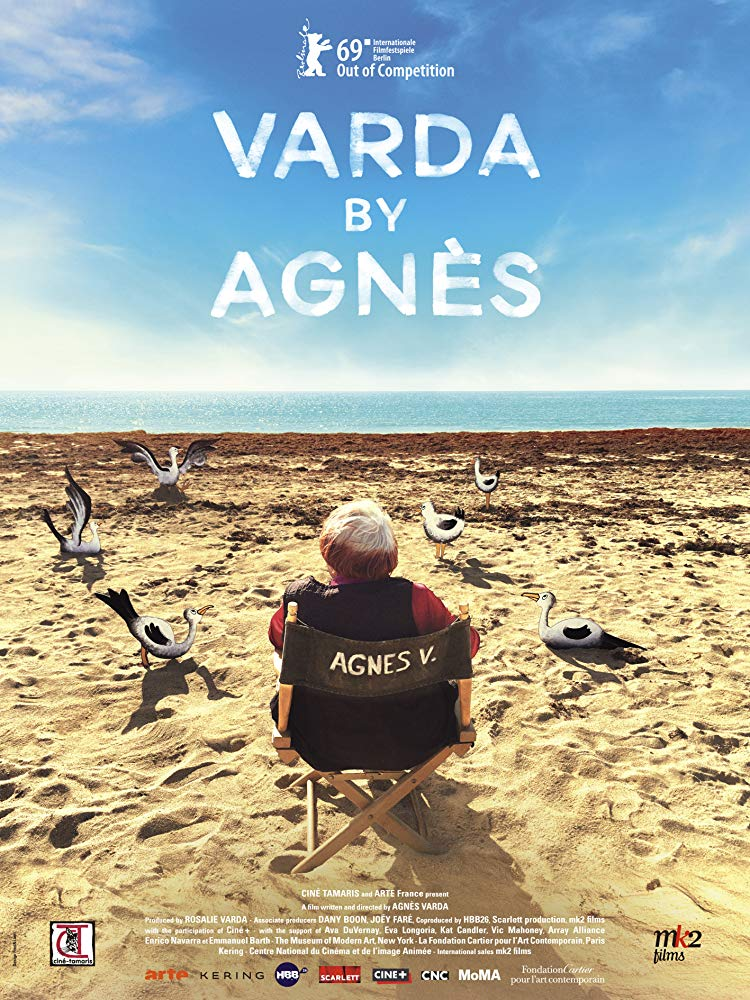 Poster for Varda by Agnès (Q&A with Naomi McDougall Jones)