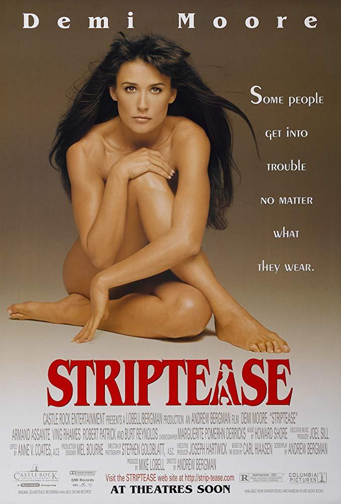Poster for Striptease
