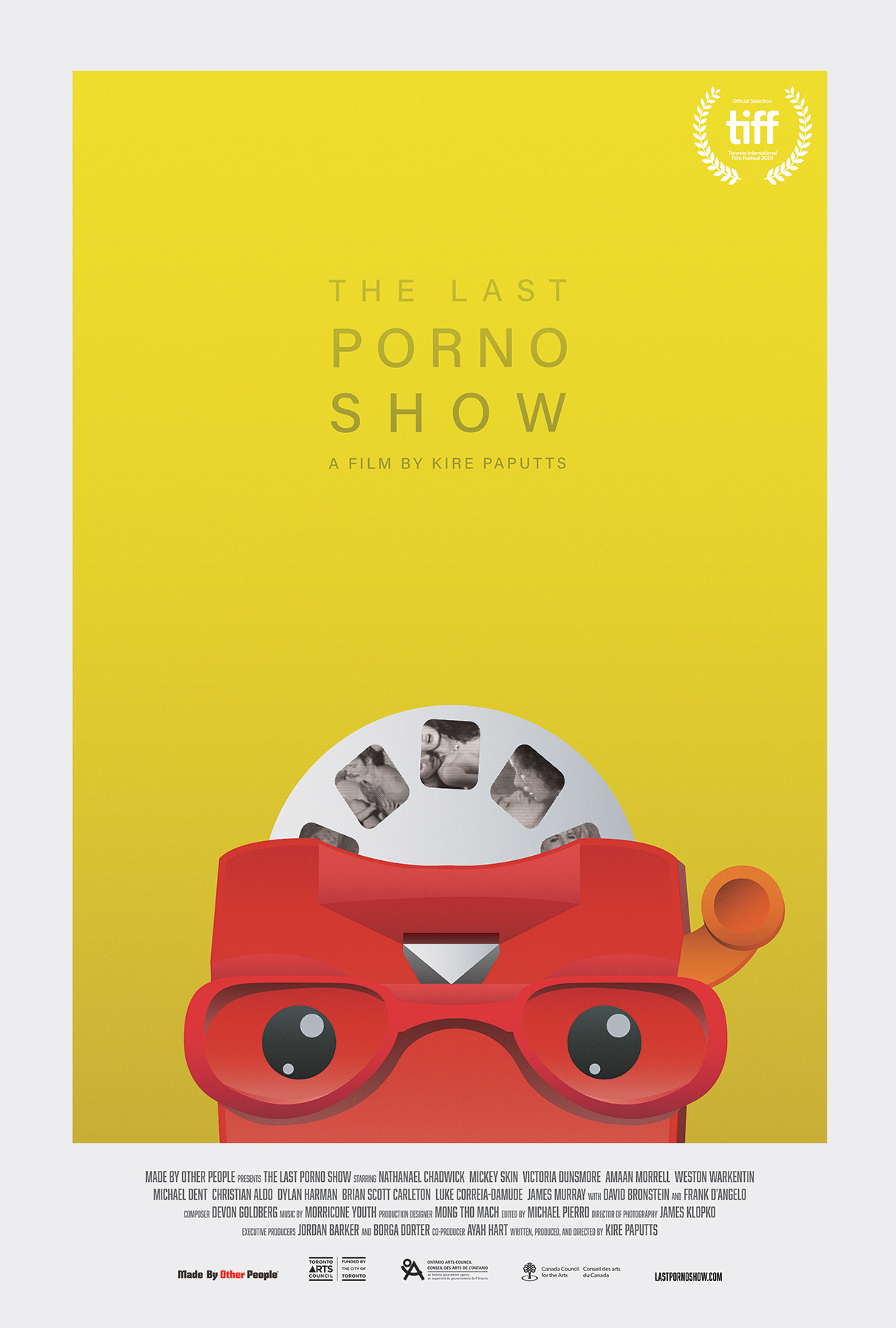 Poster for The Last Porno Show