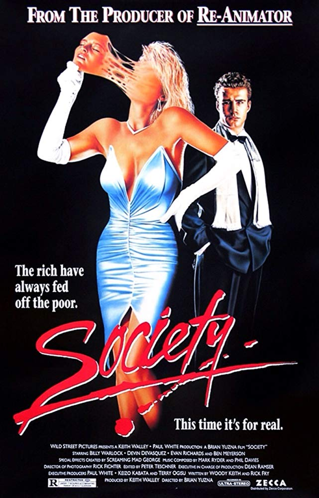 Poster for Society