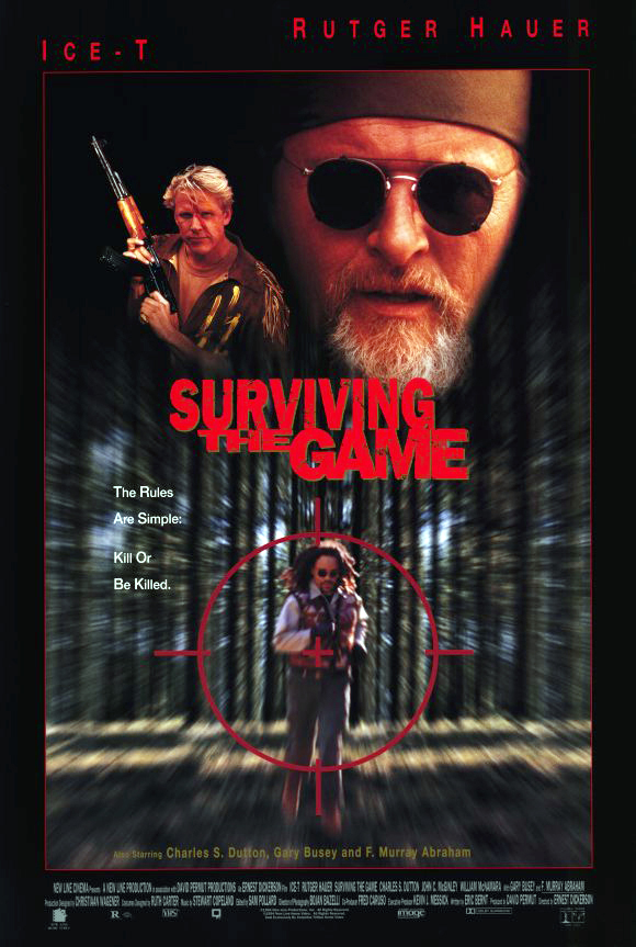 Poster for Surviving the Game