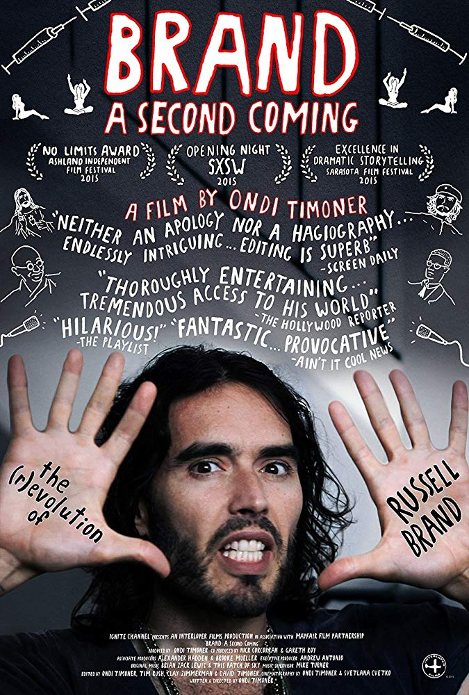 Poster for Brand: A Second Coming