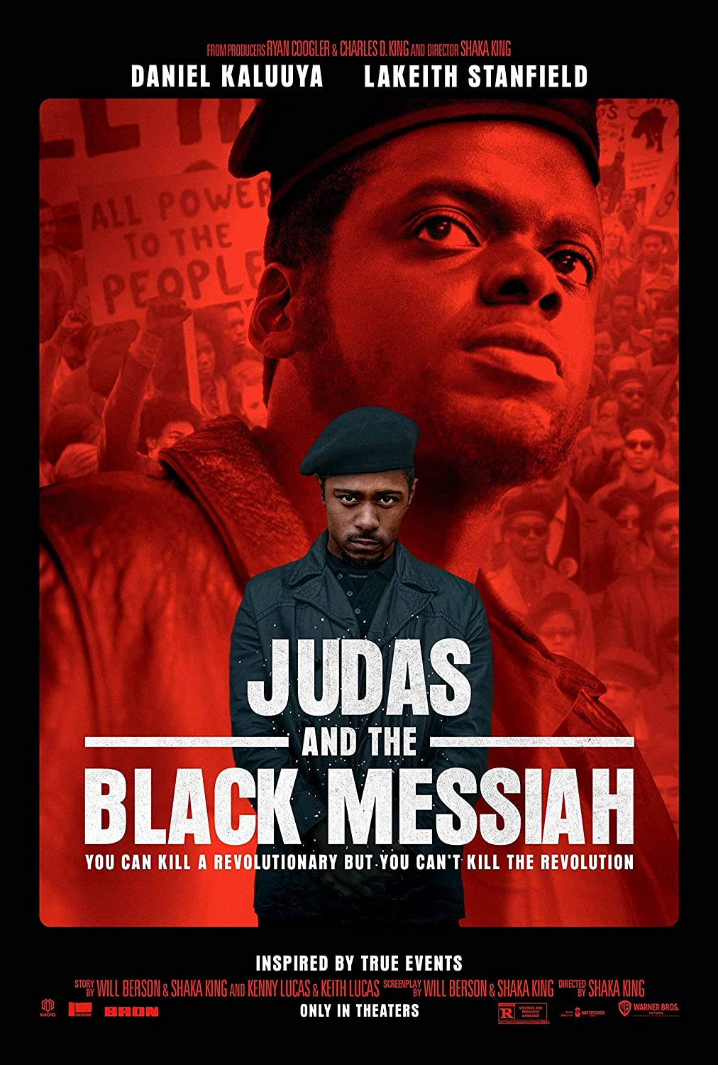 Poster for Judas and the Black Messiah