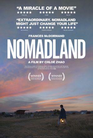 Poster for Nomadland