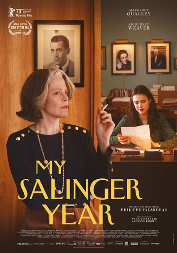 Poster for My Salinger Year