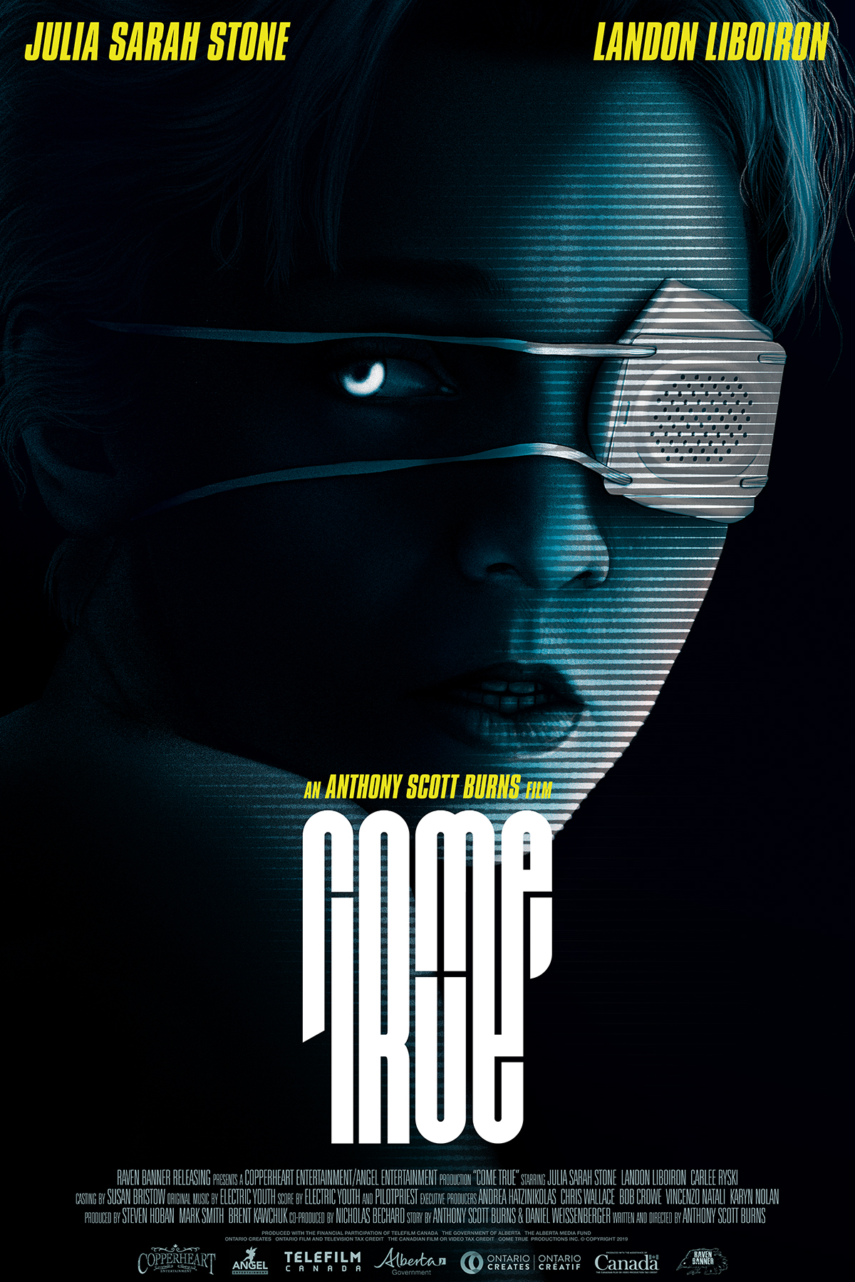 Poster for Come True