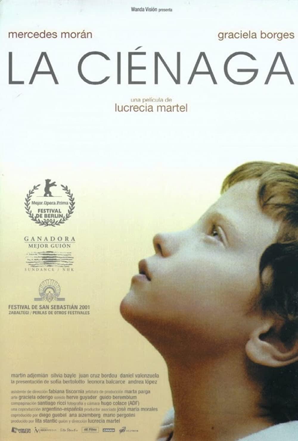 Poster for La Ciénaga