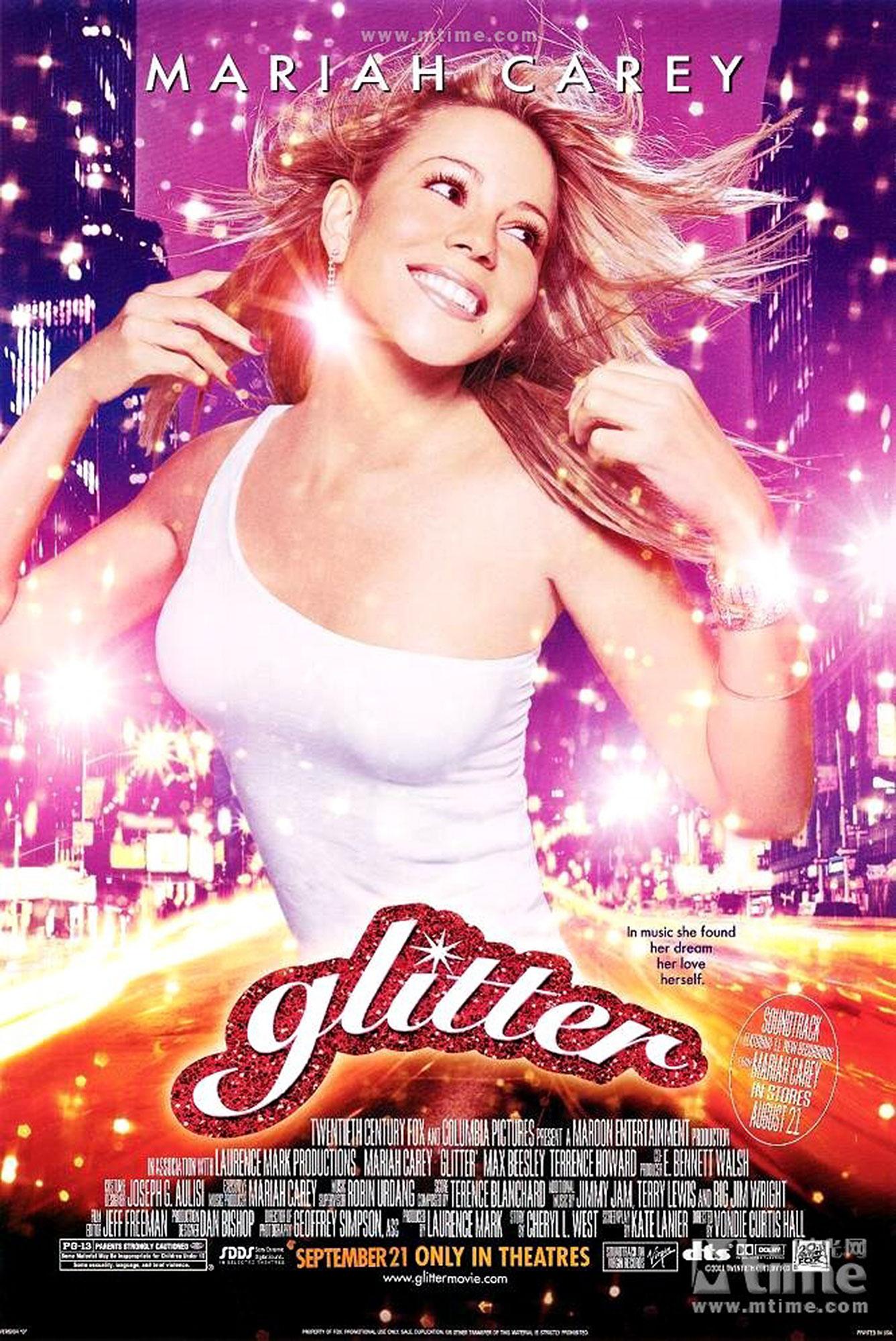 Poster for Glitter