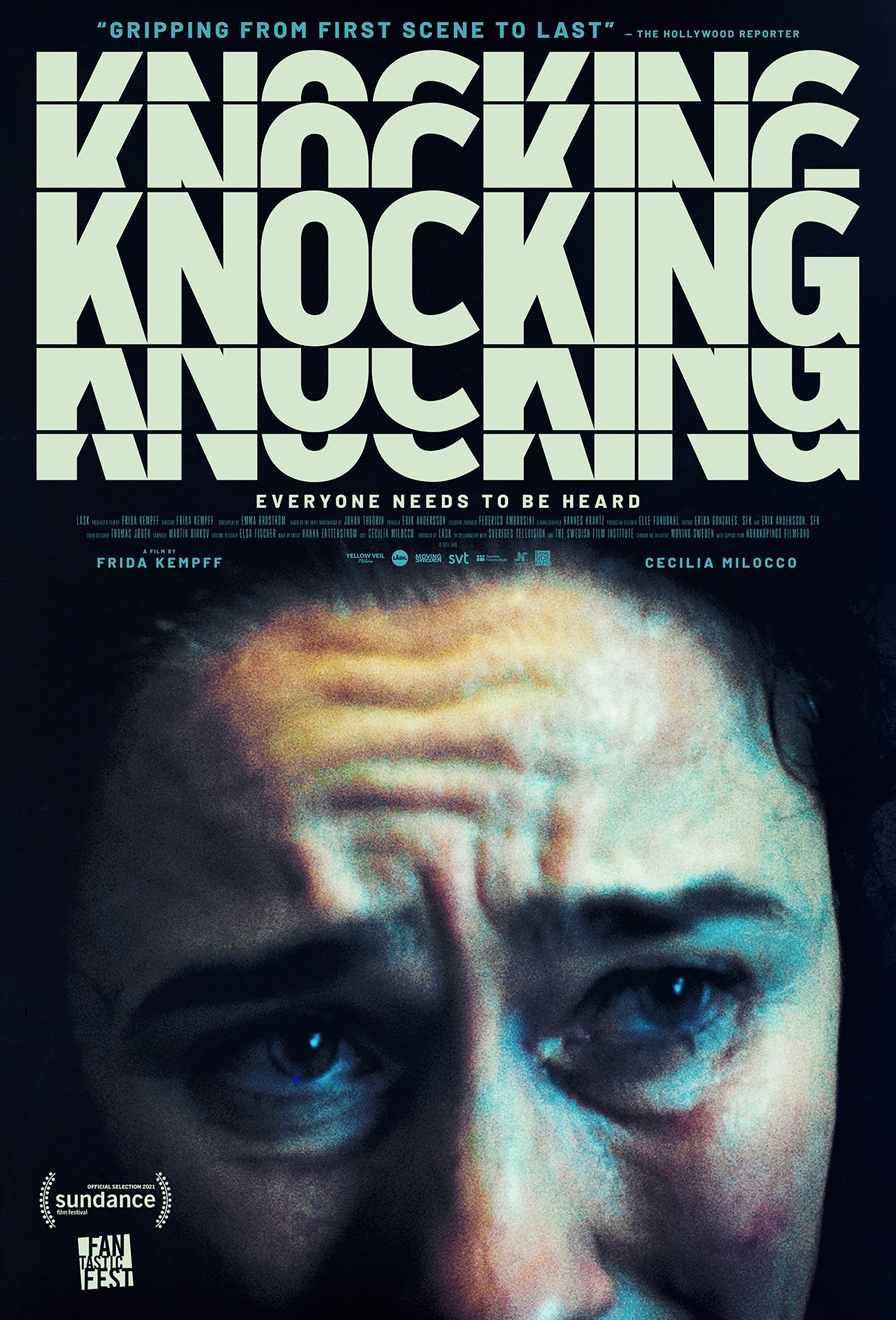 Poster for Knocking