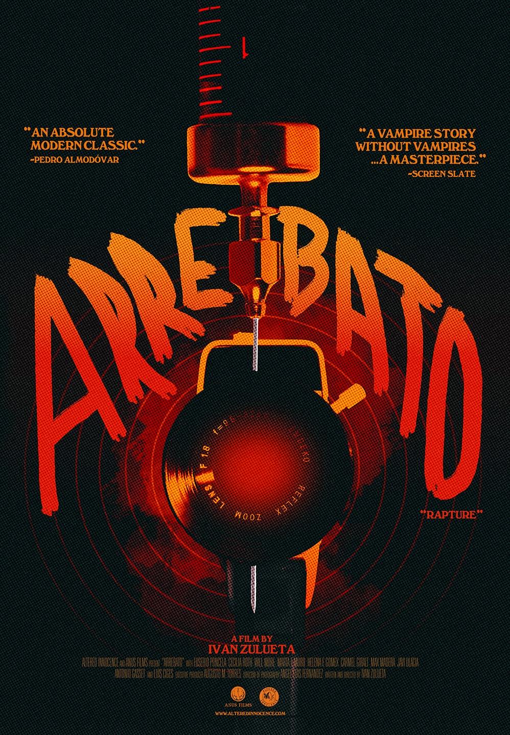 Poster for Arrebato
