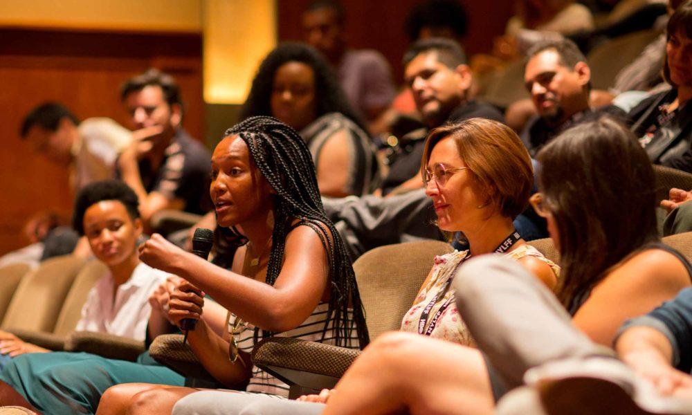 NYLFF 2019 - Panel 1 True Diversity