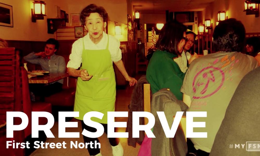 Preserve First Street North