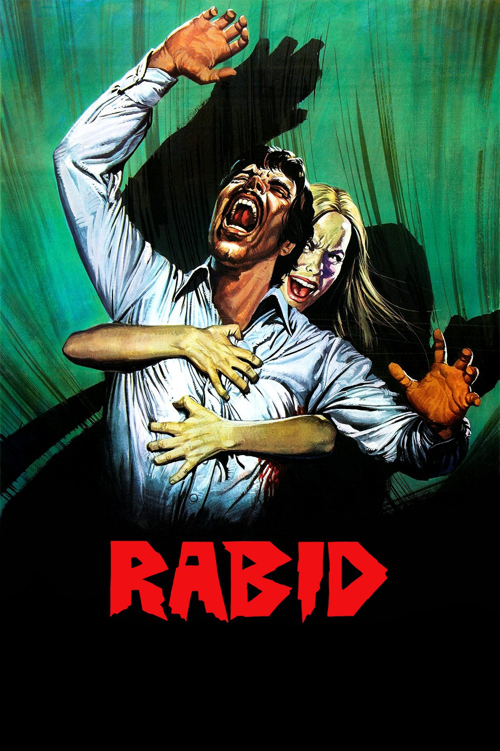 Poster for Rabid