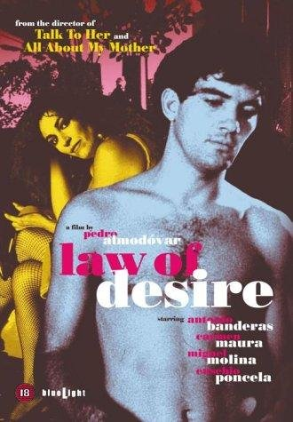 Poster for Law of Desire