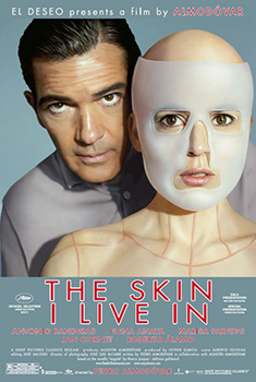 Poster for The Skin I Live In